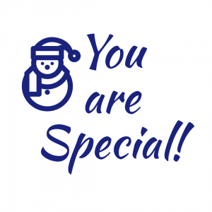 You are Special Note
