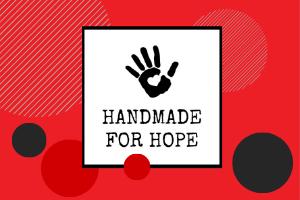 Handmade for Hope Card