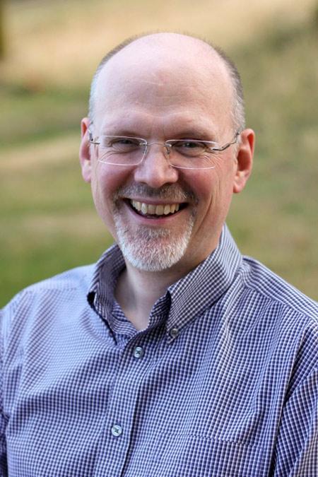 Richard Powell Director of Development ICCS