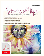 ICCS stories of hope