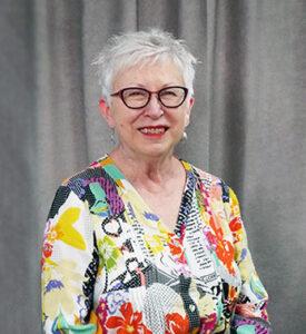 Barbara Waine ICCS Nanaimo