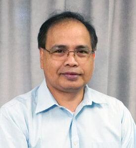 Dennis Ano ICCS Nanaimo