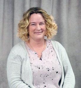 Julie Lawrence ICCS Nanaimo