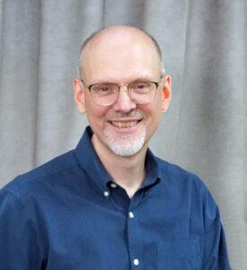 Richard Powell ICCS Nanaimo