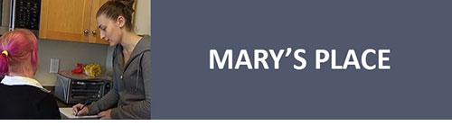 Mary's Place Nanaimo