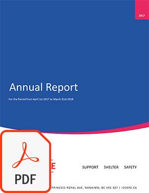 ICCS annual report 2017