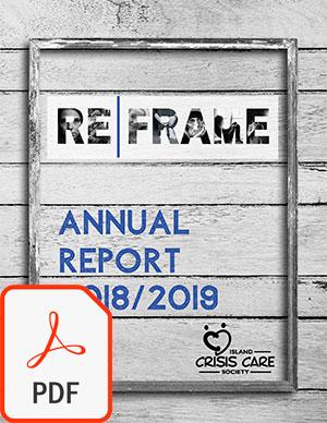 ICCS annual report 2018-19