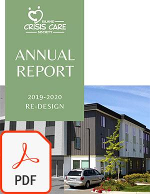 ICCS annual report 2019-20