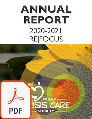 ICCS annual report 2020-21